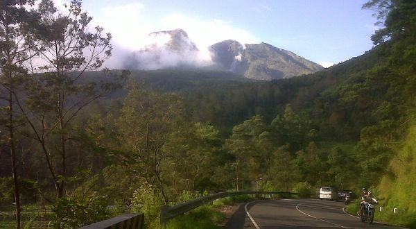 Gunung Lawu (Bramantyo/Okezone)