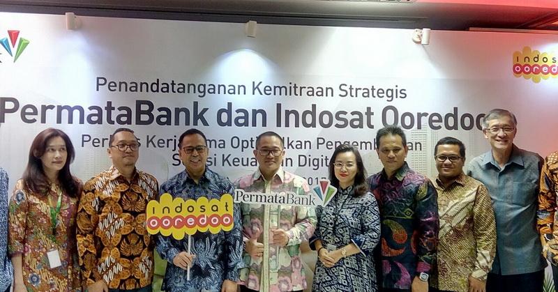 Indosat Ooredoo Perkuat Layanan Keuangan Digital