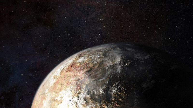Mungkinkah Manusia Tinggal di Pluto?