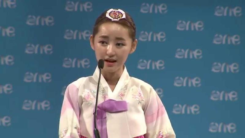 Perempuan pembelot Korut Park Yeon-mi (Foto: Youtube)