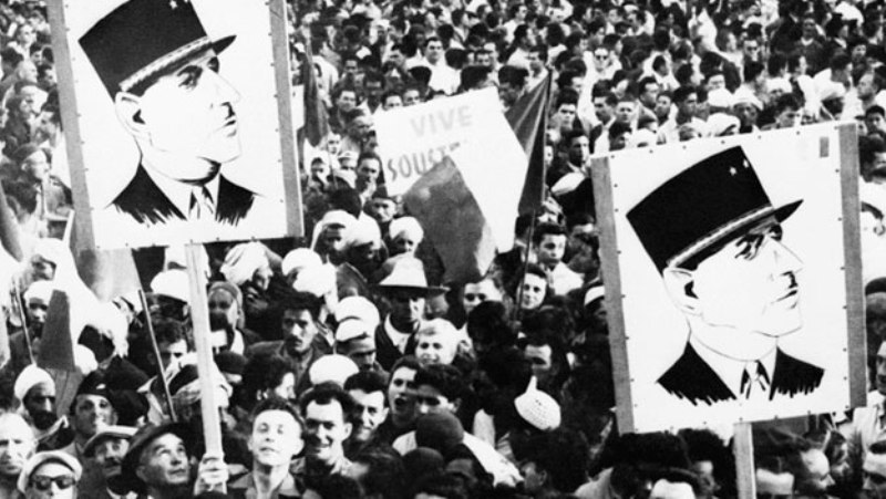 HISTORIPEDIA: Gencatan Senjata Prancis-Aljazair Akhiri Penjajahan 130 Tahun