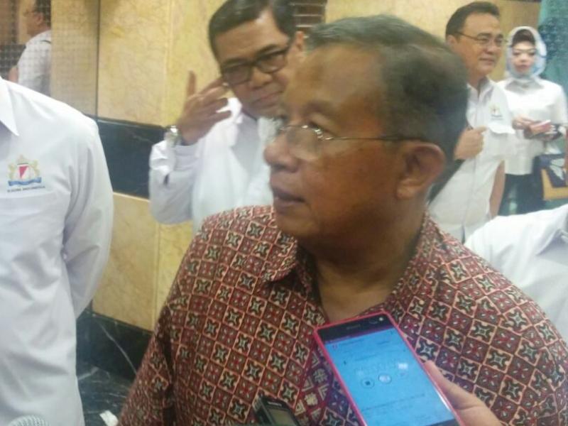 Menko Darmin Laporkan Paket Kebijakan Jilid XV ke Presiden Pekan Depan