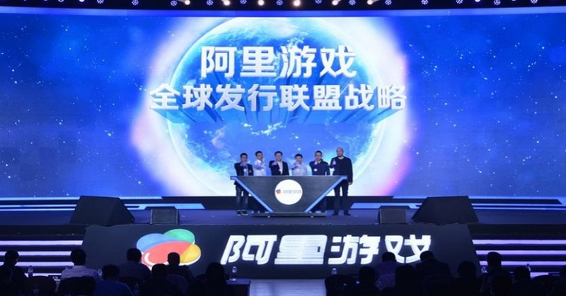 Alibaba Gelontorkan Dana USD145 Juta untuk Industri Game Mobile