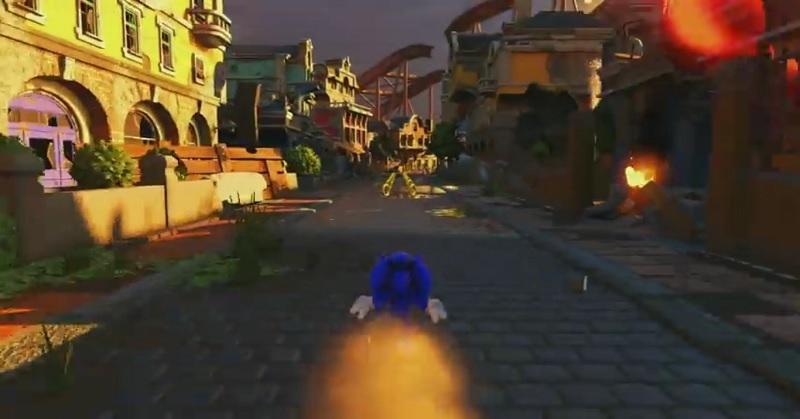Ini Video Bocoran Game 'Sonic Force'