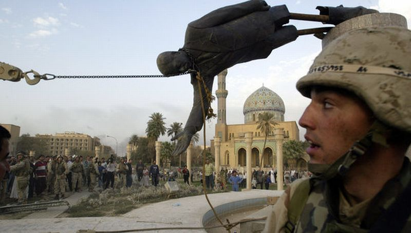 HISTORIPEDIA: Buru Senjata Pemusnah Massal, AS Lancarkan Invasi ke Irak