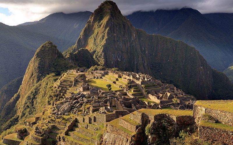 Situs Arkeologi Machu Picchu di Peru. (Foto: Wikipedia)