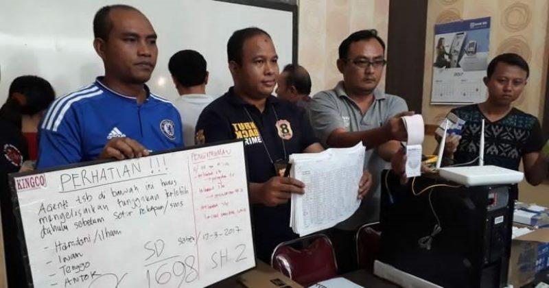 Mantap Polisi Tangkap 3 Bandar Judi Online Beromzet Miliaran Rupiah Di Timika Okezone News