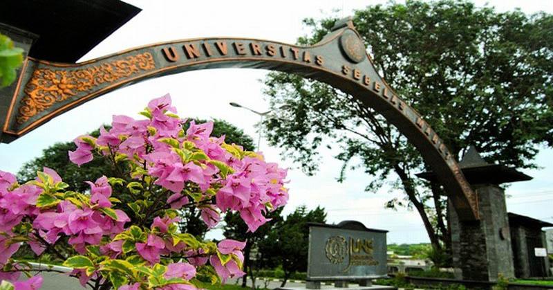 Universitas Sebelas Maret Surakarta. (Foto: Okezone)