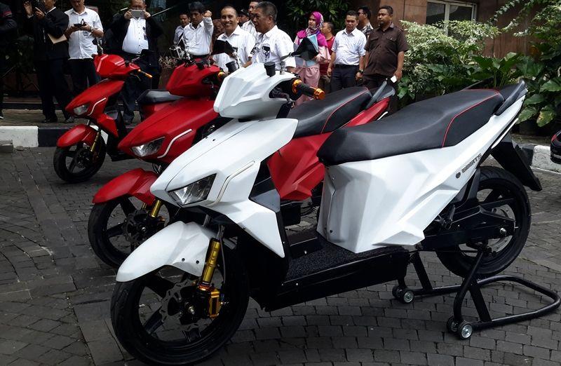 Kapan Indonesia Miliki Regulasi Motor Listrik?