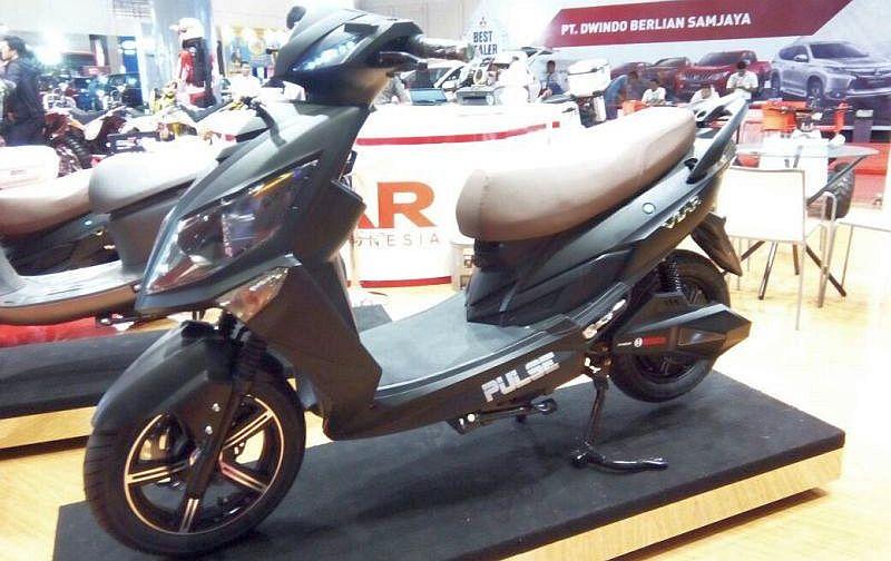 Sepeda motor Viar (Okezone)
