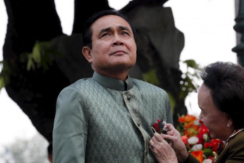 Kepolisian Thailand berhasil menggagalkan rencana pembunuhan terhadap PM Prayuth Chan-ocha (Foto: Chaiwat Subprasom/Reuters)