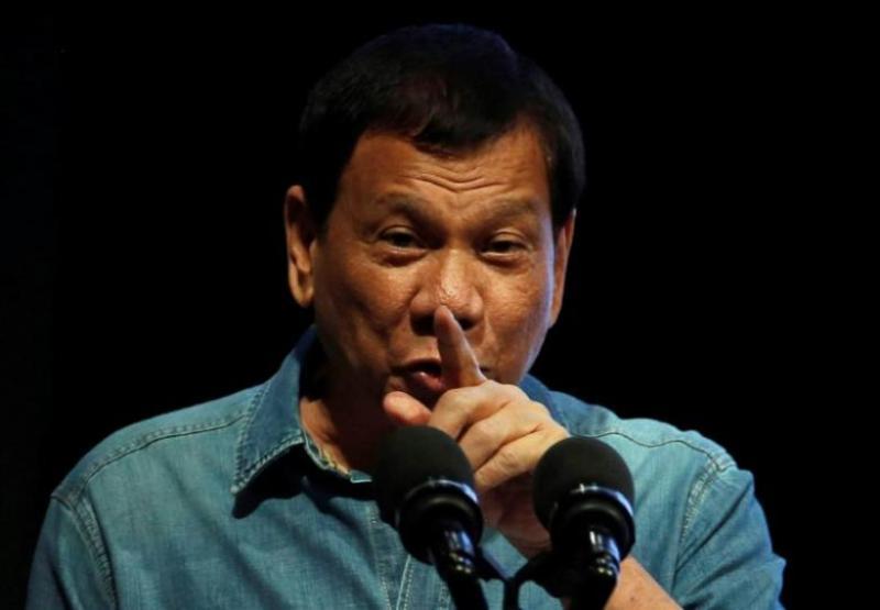 Presiden Filipina Rodrigo Roa Duterte (Foto: Erik De Castro/Reuters)