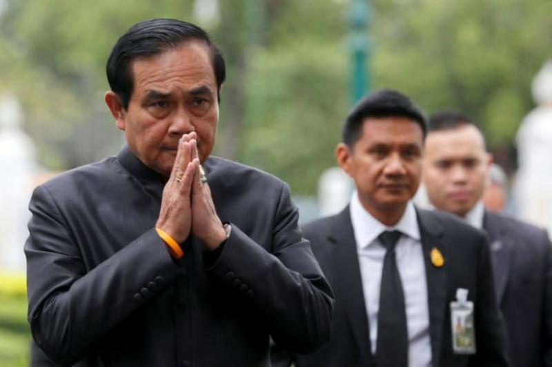 Perdana Menteri Thailand Prayuth Chan-ocha (Foto: Chaiwat Subprasom/Reuters)