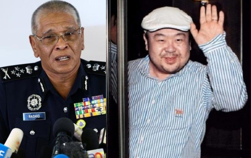 Irjen Tan Sri Noor Rashid Ibrahim ungkap perkembangan kasus pembunuhan Kim Jong-nam. (Foto: Reuters/AP)