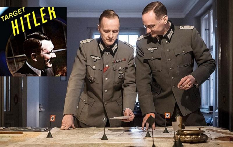 Ilustrasi. Konspirasi pembunuhan Adolf Hitler. (Foto: MDR)