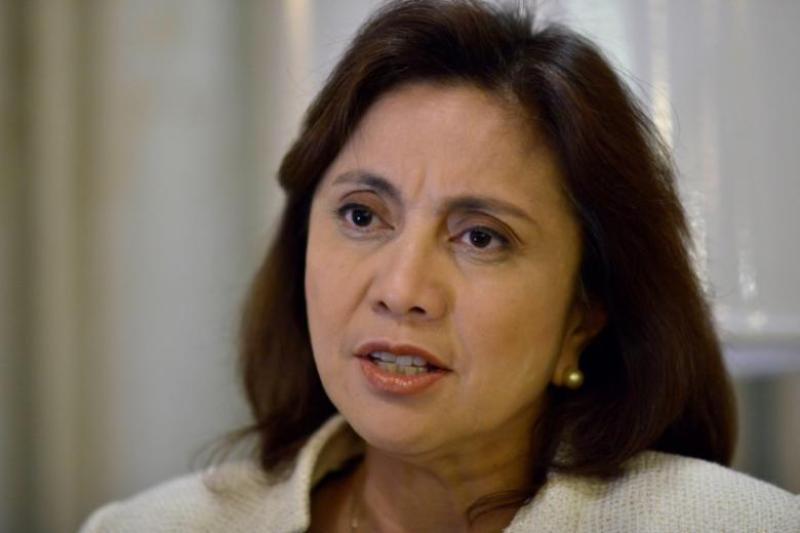 Wapres Filipina, Leni Robredo. (Foto: Reuters)