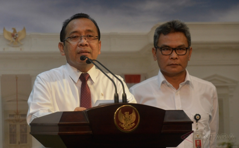 Menteri Sekretaris Negara, Pratikno. (Foto: Okezone)