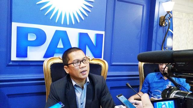 Ketua DPP PAN, Yandri Susanto (foto: Bayu/Okezone)