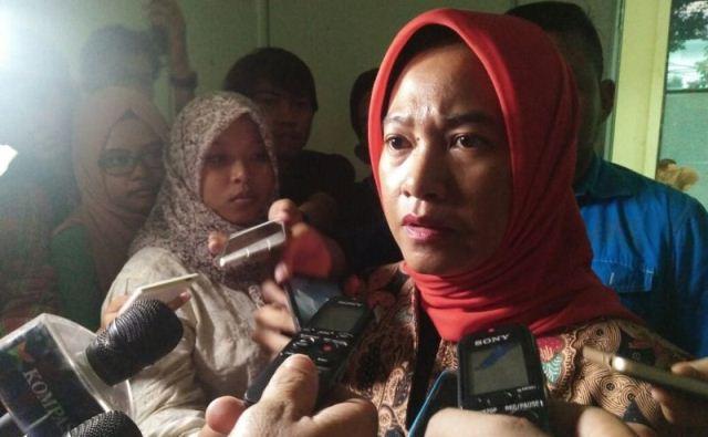 Ketua Bawaslu DKI Mimah Susanti (Foto: Salsabila)