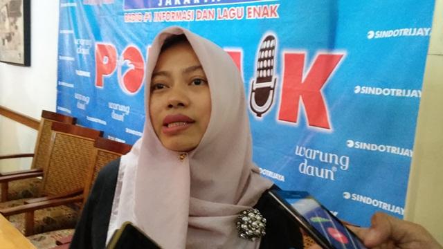 Direktur Eksekutif Perludem Titi Anggraini (dok. Okezone)