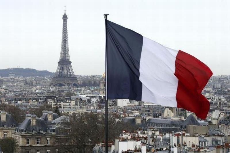 Bendera Prancis. (Foto: Reuters)