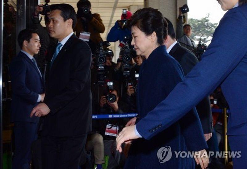 Mantan Presiden Korsel, Park Geun-hye. (Foto: Yonhap)