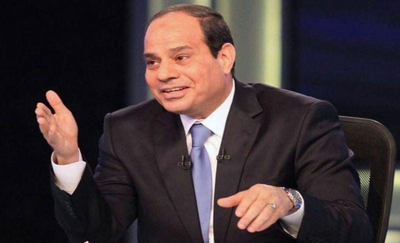 Presiden Mesir Abdel Fattah el-Sisi. (Foto: cgtn)