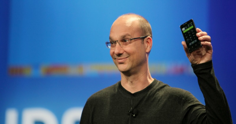 SoftBank Tarik Pendanaan untuk Ponsel Baru Andy Rubin, Kenapa?