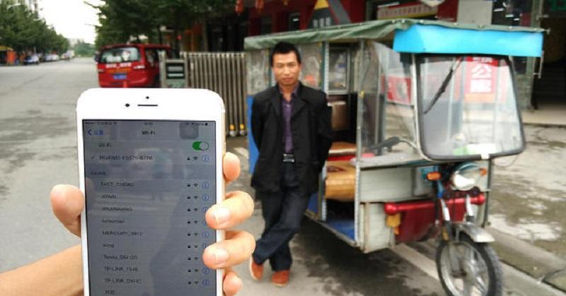 Gak Nyangka, Bajaj Ini Punya Fasilitas WiFi