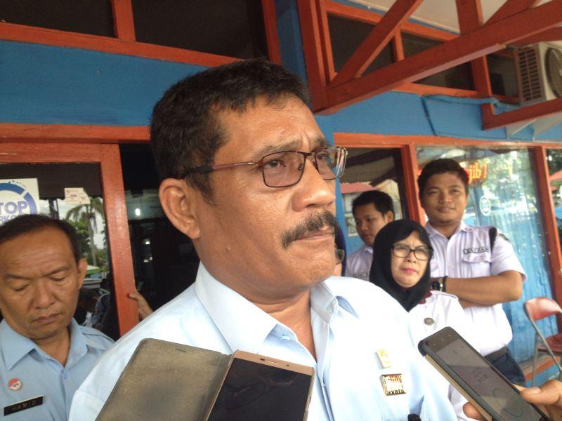 Kakanwil Kemenkumham Bengkulu (Foto: Demon Fajri/Okezone)