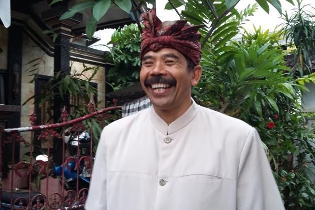 Ketua PHDI, I Gusti Ngurah Sudiana (Foto: Sindonews)