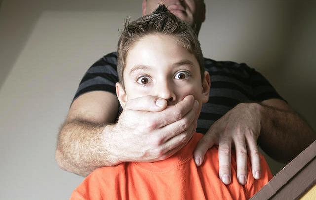 Ilustrasi penculikan (Foto: Sutterstock)