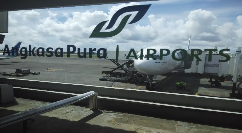 Ilustrasi bandara Pontianak (foto: Okezone)