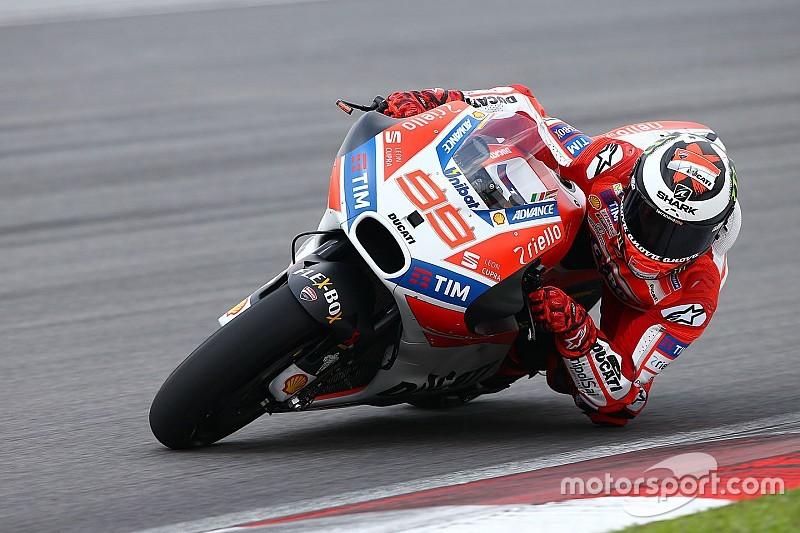 Soccer Board: Pembalap Cadangan Beri Masukan untuk Lorenzo agar Tampil Cepat Bersama Ducati