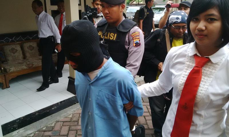 Pemulung Tersangka Pencabulan 16 Anak Dekat dengan Ibunya