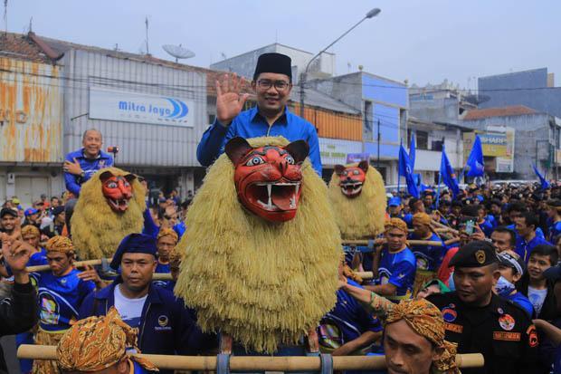 Wali Kota Bandung, Ridwan Kamil (Foto: Sindonews)