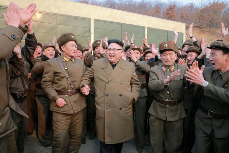 Tidak Takut Sanksi AS, Korut Percepat Pengembangan Rudal ICBM