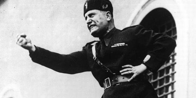 Mussolini Dirikan Partai Fasis di Italia