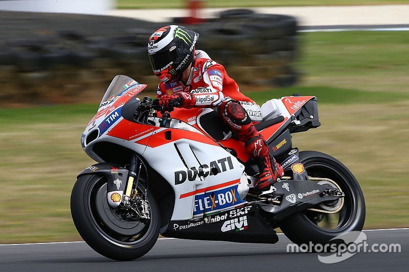 Lorenzo Tidak Menyangka Butuh Waktu Lama untuk Beradaptasi dengan Motor Ducati