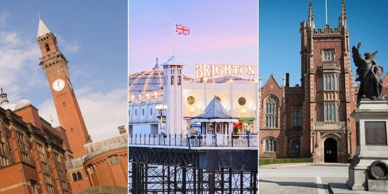 Kota Paling Bahagia di Inggris untuk Pelajar (1)