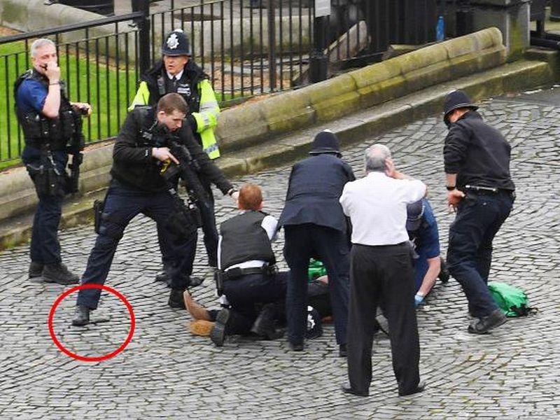 Hasil gambar untuk Pelaku Serangan Teror Di London