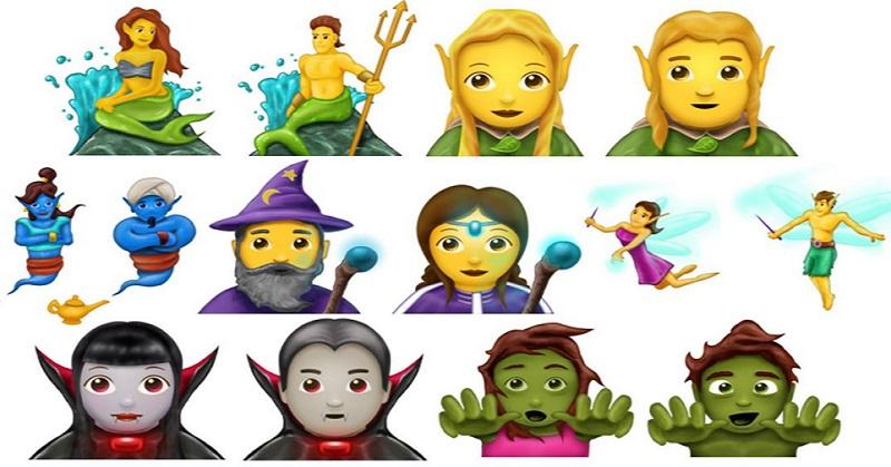 Tahun Ini, iPhone Dapatkan Emoji Baru