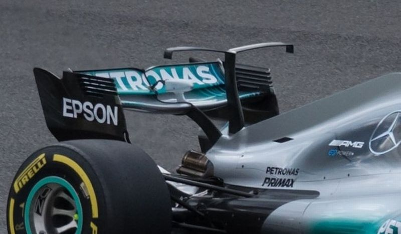 Terjadi Perdebatan, Direktur Perlombaan F1 Ingin Penggunaan Sirip Hiu Dilarang pada 2018