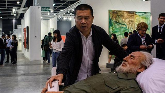 Pameran Replika Jenazah Diktator Diadakan di Hong Kong