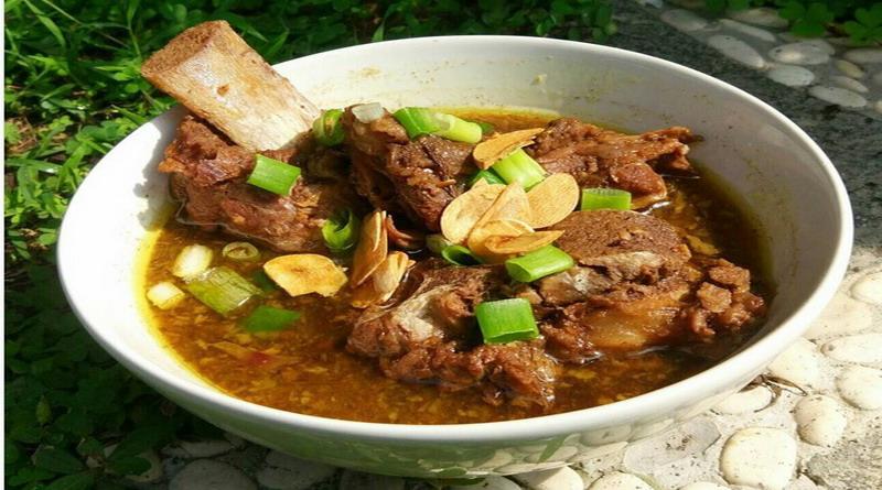 RESEP NENEK: Segarnya Makan Sop Konro Khas Makassar di Akhir Pekan : Okezone Lifestyle