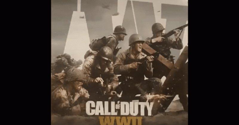 TOP TECHNO: Bocoran Game Call of Duty 2017 Muncul