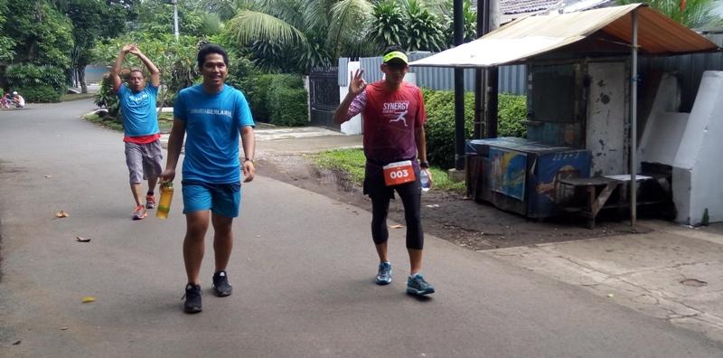 Ikuti Pesona Indonesia Synergy Run 2017, Sandiaga: Lari Itu OK OCE Banget