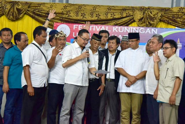 "Ketika ""BCA, BRI, dan Bukopin"" Dukung Anies-Sandi di Pilkada DKI"