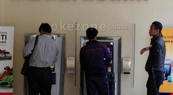 Tren Mobile Banking Turunkan Kejahatan ATM