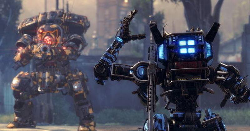 TOP TECHNO: Titanfall 2: Colony Reborn Hadirkan Peta dan Senjata Baru